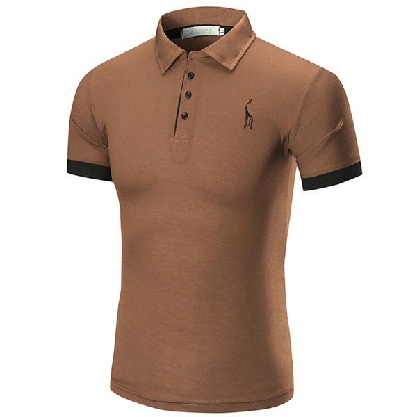 Men's Polos Short-Sleeves Letter embroidery designer bee 3D Brand Luxury polo short T-shirts Tees Shirt for man Slim Black white M-3xl