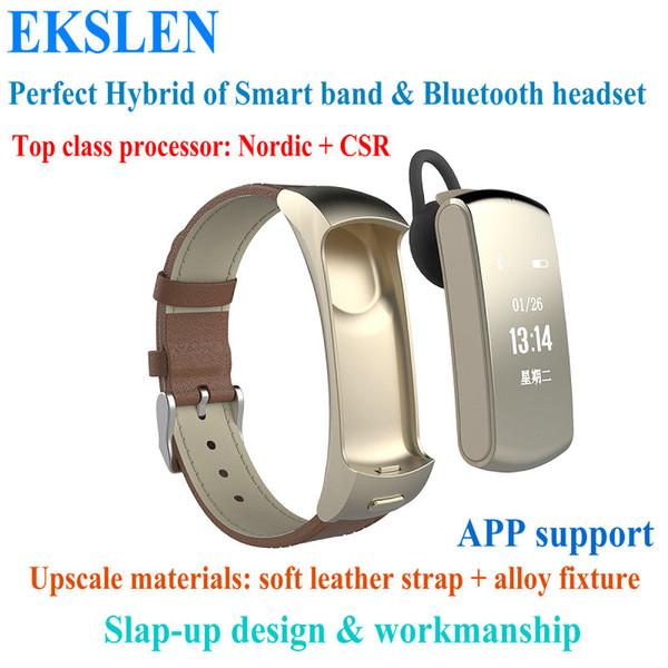 Talkband X3 Business Smart Armband Hybrid Smart Band Bluetooth Headset Kopfhörer Herzfrequenz Blutdruck Fitness Tracker