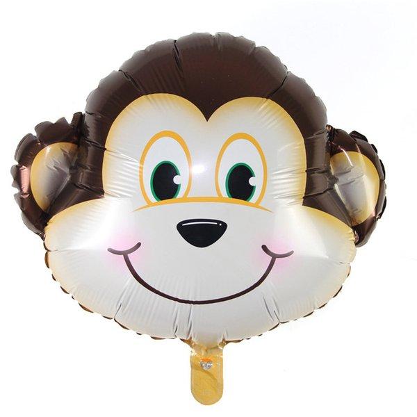 Monkey 53x60cm