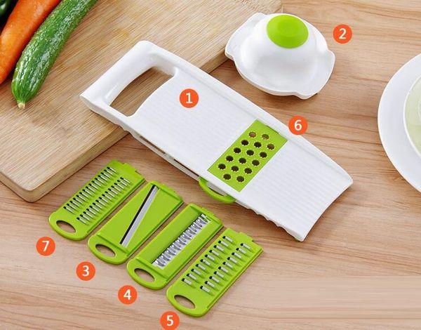5 pieces kitchen chopping set