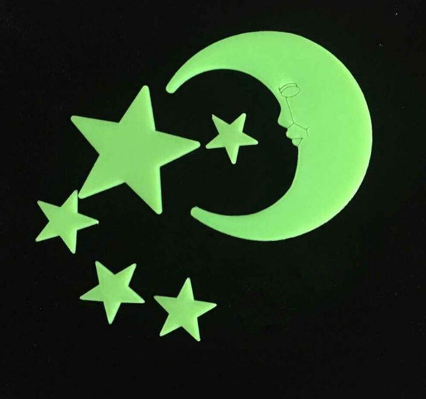 estrela + lua