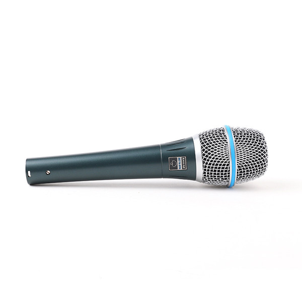 Beta 87 Vocal Microphone Dynamic Handheld 87A Professional Legendary Performance 87 A Portable karaoke Mic with Retail Box free DHL