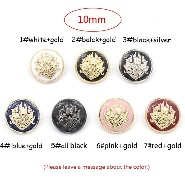 10mm(leave a message about the color)