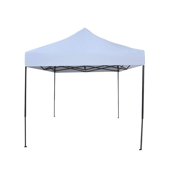 FLYTOP Outdoor Waterproof Gazebo Portable Event Canopy Tent White