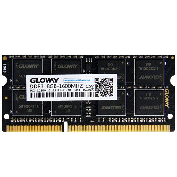 Gloway DDR3 8G 1600 notebook memory