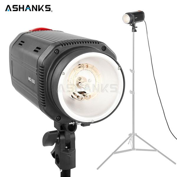 ASHANKS Digital Studio Flash Light Dimmer Flash Lamp Bulb 5500K Strobe Photoflash/Speedlite for Photography Camera Video Photo