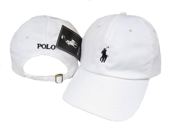NEW 2018 polos Adjustable Plain Golf cap Women and Men Baseball Hats Fashion Ball Caps Good quality
