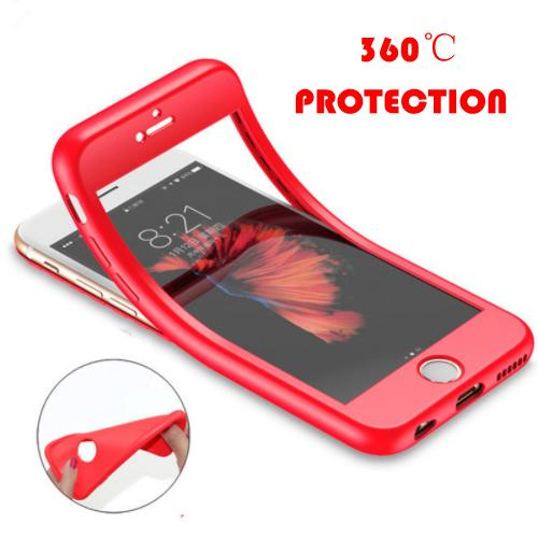 coque silicone iphone 7 360