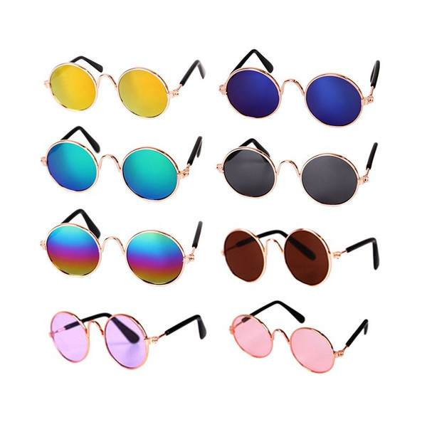 Hoomall 1PC Dog Cat Pet Glasses For Pet Products Eye-wear Dog Pet Sunglasses Photos Props Accessories Supplies Cat Glasses