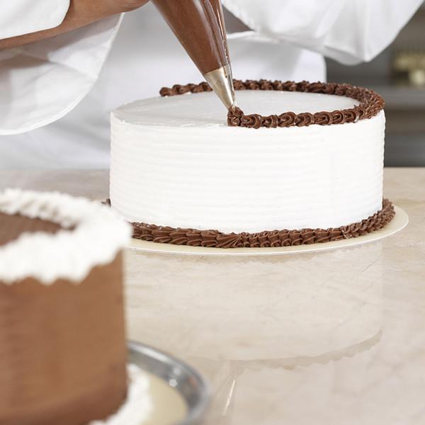 8 pièces Pcs Silicone antiadhésif gâteau Pop Set de Pâtisserie pour fête comprend recette