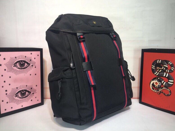 Hot New Arrival Fashion Women Travel Bags Hot Punk Style Men Backpack Designer Backpack Lady Bags Size 32*45*14
