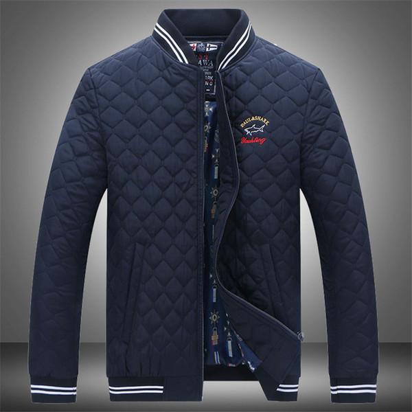 Baumwolle Herrenjacke Jugend beiläufige dicken Mantel koreanische Version der lockeren Kleidung