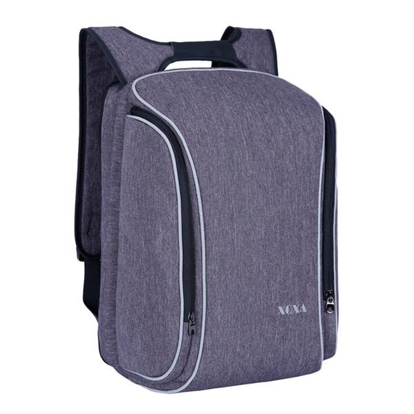 """XQXA Backpack Men Preppy School Backpacks for Boy Girl Teenagers High School Bags Large Capacity 15"""" 15.6"""" Laptop Backpack Bag"""