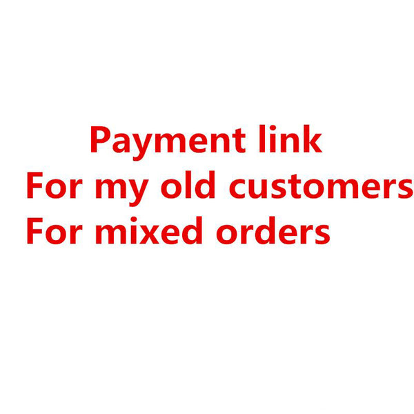 best selling Brand Items Payment Link for My Old customers Or Mixed Orders Only for Payment