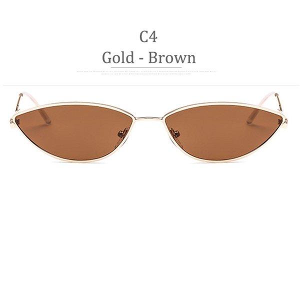 C4 Obiettivo in metallo dorato