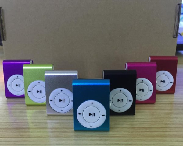 High Quality Mp3 For Promotion Cheap MP3 Players Of Card Reader Electronics Gift Manufacture wholesale MP3
