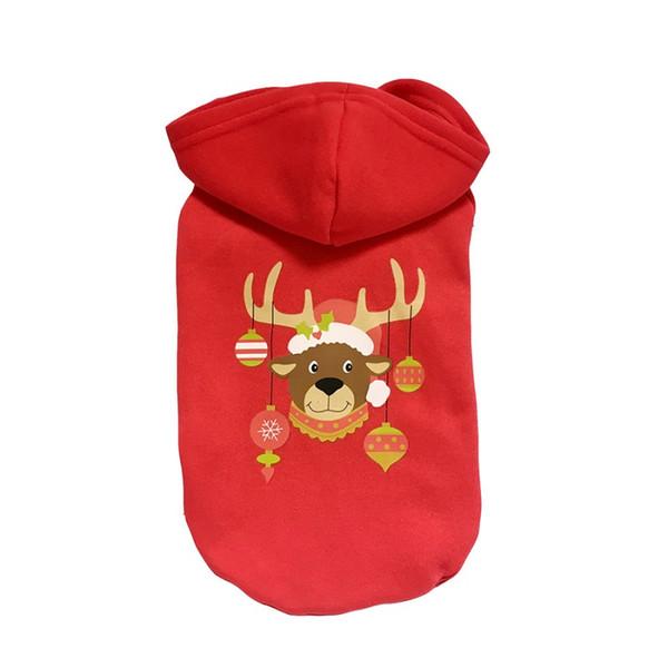 Fashion pet dog costume winter clothes teddy bichon Christmas dog clothes cotton apparel 8 styles dog supplies W8158