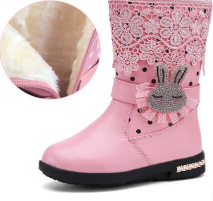 de espesor de color rosa