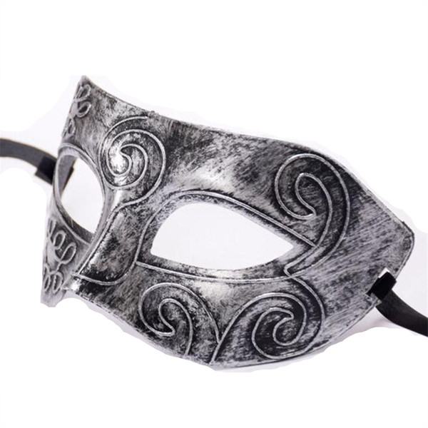 Black Silver Masks for Halloween Girls Women Sexy Lady Facial Masquerade Cosplay Party Mask Fancy Dress Costume Carnival