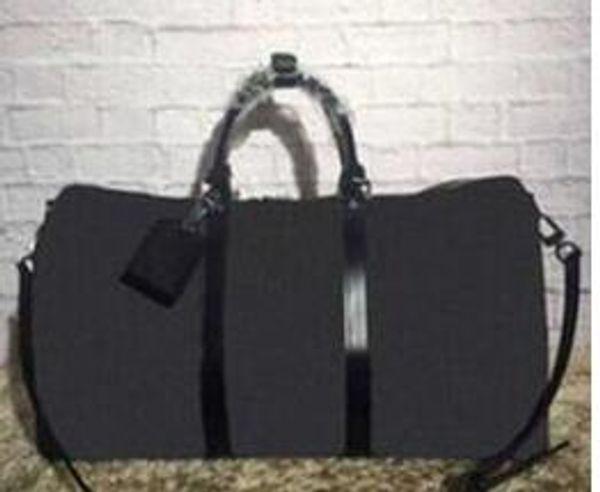 Bolso de viaje en relieve de alta calidad para hombres y mujeres, bolso de viaje de cuero genuino, bolsos de equipaje de gran capacidad del diseñador de marca de cuero genuino