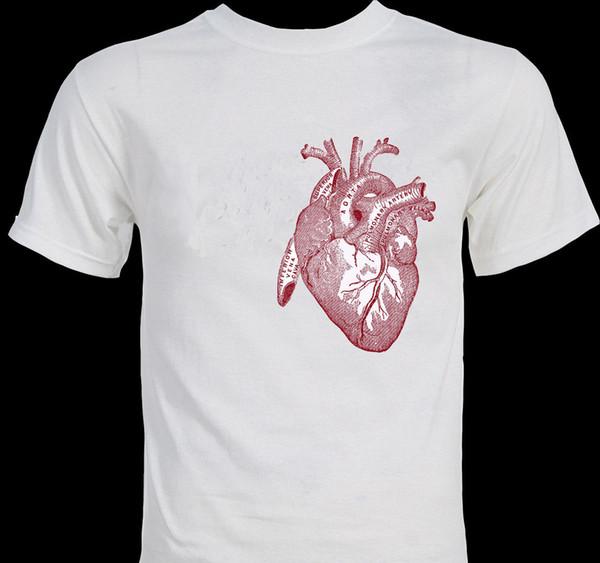 Compre Gran Corazón Anatomía Anatómica Ilustración Dibujo Arte Único ...