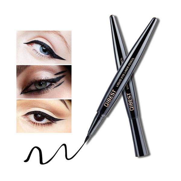Black Liquid Eyeliner Pencil Waterproof Eye Liner Long Lasting Thin Lines Cosmetic Quick-dry Women Beauty Makeup Tools