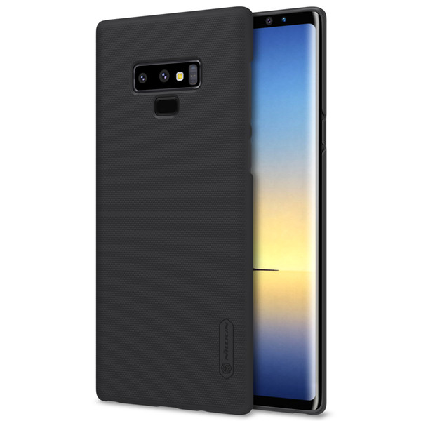 For Samsung Galaxy Note 9 Original Nillkin Super Frosted Shield hard back cover case for Samsung Galaxy Note 9 with free Screen Protector