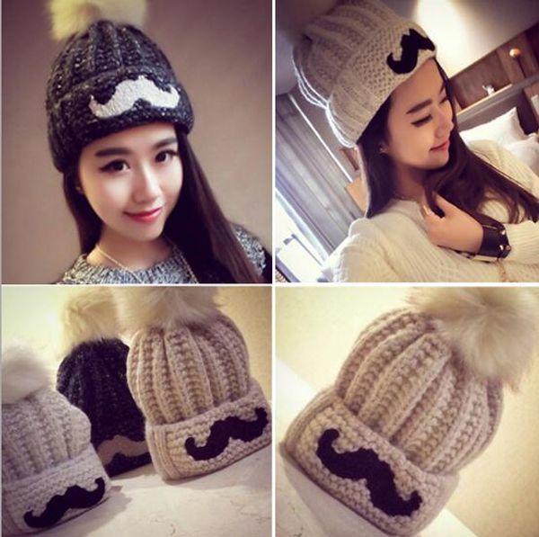 2018 new beanie hats for bonnet homme winter hats beanies designer hat for men and women brand outdoor luxury fashion cute womens headwear