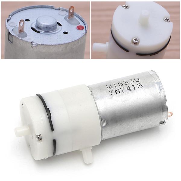 DC 12V Micro Vacuum Pump Mini Air Pump Pumping Booster Electric Pumps For Medical Treatment Instrument