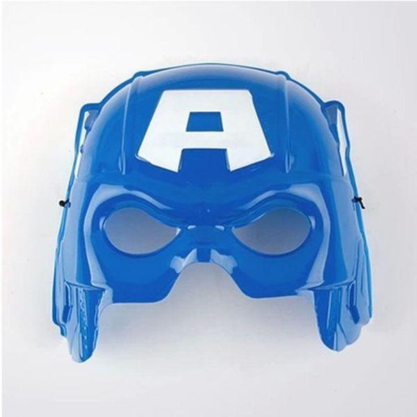Капитан Америка маска