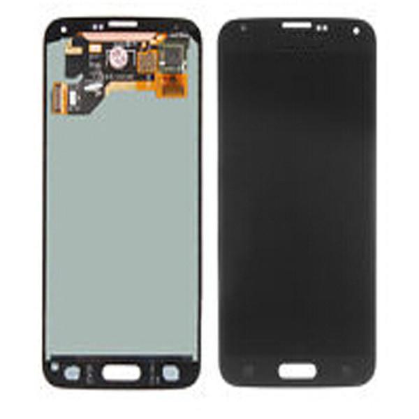 NUEVO Teléfono móvil Lcds Assembly Repair Lens Touch Digitalizador pantalla piezas de repuesto para Samsung Galaxy S5 alpha g850