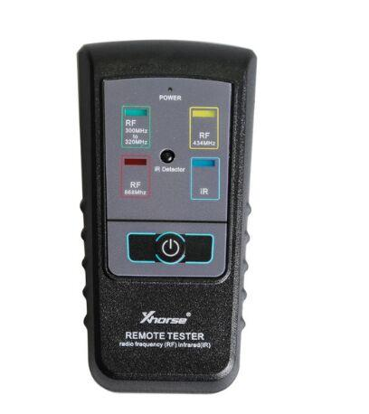New Xhorse Remote Key Tester for Radio Frequency Tester RF Infrared IR Tester For 300Mhz-320hz/ 434Mhz /868Mhz Free Shipping