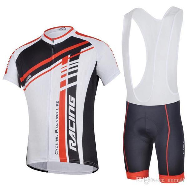cheji cycling kits for men cycling skinsuit short sleeve bib pants hot sale outdoor road bike wear
