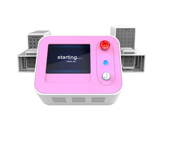New arrival !!! 12 pads Lipo Laser Lipolysis Body Contour Fat Slimming Weight Loss Machine