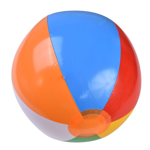 Colorful Baby Kids Learning Beach Pool Play Ball Inflatable Children Rubber Educational Soft Toys