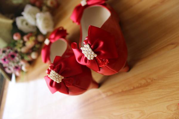 Red 3cm Heel