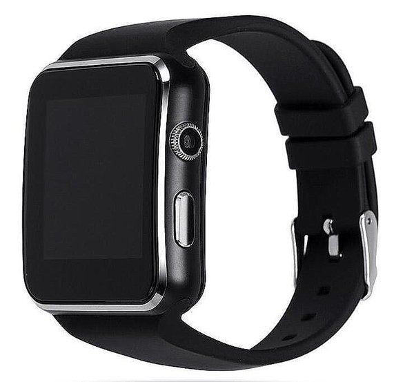 X6 Smartwatch Sport Watch Phone for All Smart Phone with Camera FM Support SIM Card With the Retail Box