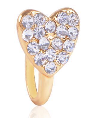 2. coração de ouro