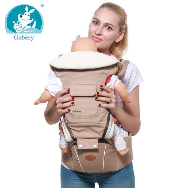 lusso 9 in 1 hipseat ergonomico marsupio 360 mochila portababy fionda zaino Kangaroos bambini avvolgere infantil