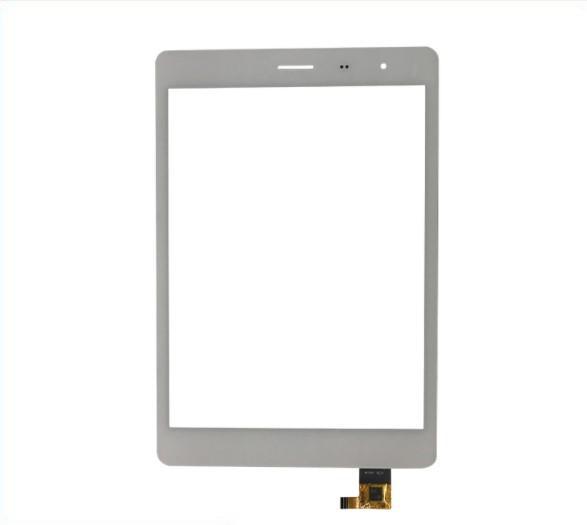 A + Branco 7.85 polegadas F-WGJ78038_V1 para o Explay sQuad 7.82 3G tablet painel de tela de toque capacitivo digitalizador substituição de vidro