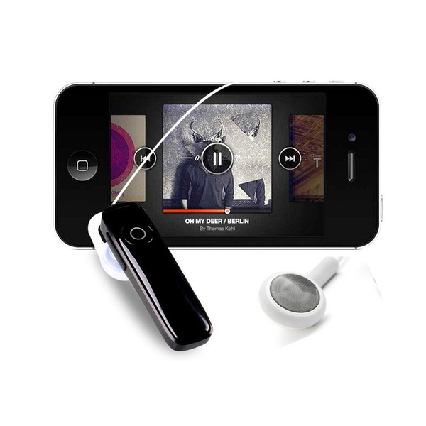 Мини Auricolare Bluetooth для Auricolare Cuffia сенца Фили Bluetooth-комплекта громкой связи кон Microfono в Samsung для iPhone PC ноутбук M165