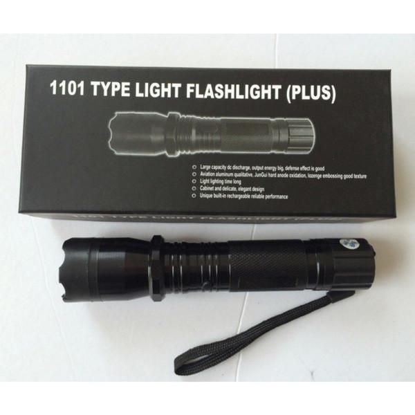 Hot Sale New 1101 1102 Type Edc Linternas Light LED Tactical Flashlight Plus Lanterna Self Defense Torch Free Shipping