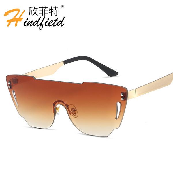 Top famosa marca de luxo designer de óculos de sol dos homens moda  masculina óculos de 758e4dd0bf