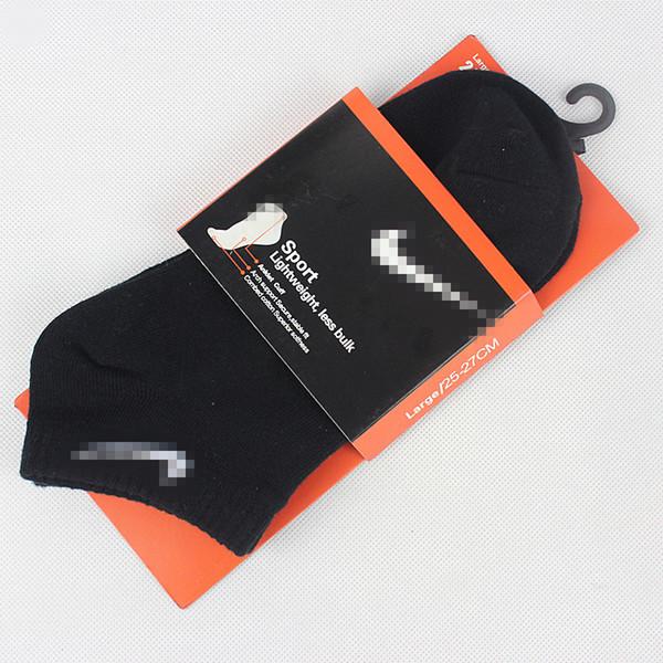 Hot Marke Sport Socken Einfarbig Baumwollmischung Ankle Strümpfe Für Männer Jogger Hip Hop Strümpfe Lässige Sport Laufsocken Hausschuhe