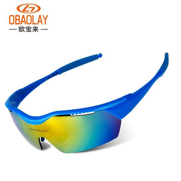 104a731bada20 5 Lente UV400 Ciclismo Óculos Polarizados Ciclismo Óculos De Sol Ao Ar  Livre Esportes Bicicleta Óculos