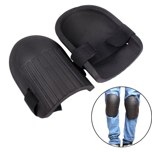 Lightweight EVA Knee Pads Protective Gear Foam Cushion with Waterproof Inner Liner and Adjustable Straps For Home and Gardening