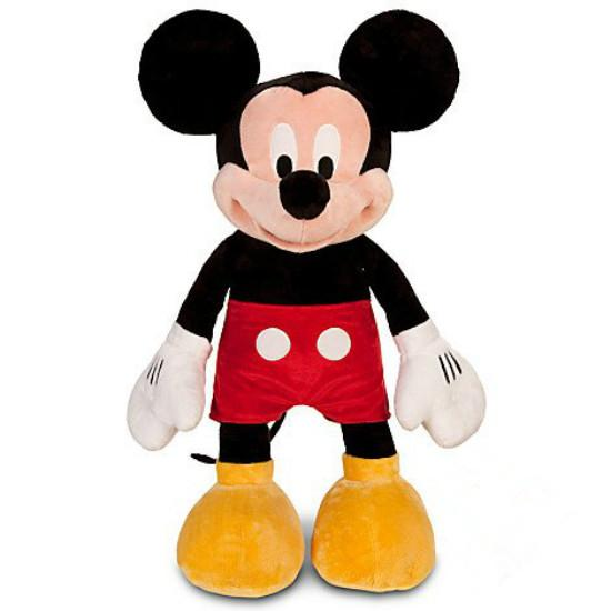 Original Big Mouse Soft Cute Kawaii Stuff Plush Toy Baby Birthday Christmas Gift 62cm