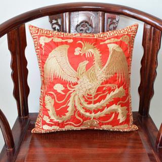 red gold Phoenix