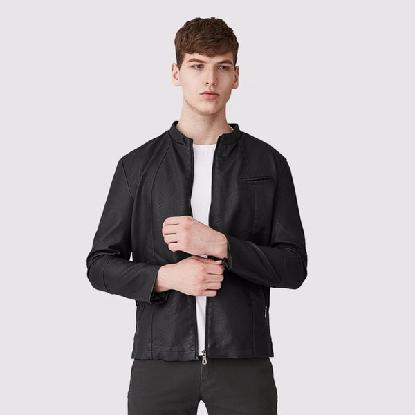 New Leather Jackets Men High Quality Motorcycle Bomber Jacket Pilot Leather Male Winter Army Jacket Coat XXXL