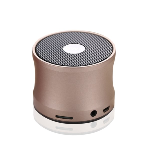 Bluetooth Mini Speaker EWA A109 Portable Speakers Wireless Mic Microphone Sound Box TF Card Slot MP3 Player Hands-free Cellphone Super Bass